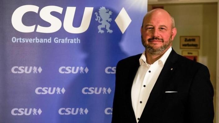 Neuer Vorstand CSU Grafrath