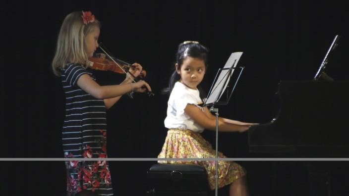 Preisträgerkonzert im Jugendmusikwettbewerb