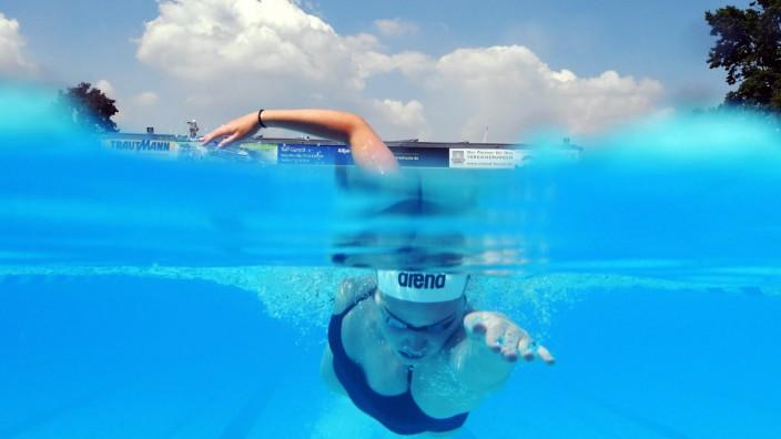 Freibad Sonnenbad öffnet für Spitzensportler