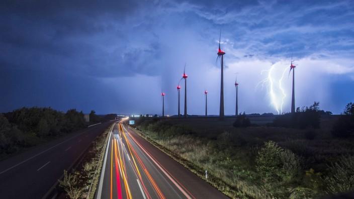 Unwetter in Deutschland: Gewitter, Blitze und Strakregen bei Görlitz