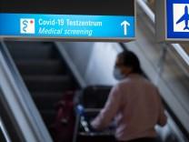 Coronavirus - Lockerungen der Reisebeschränkungen