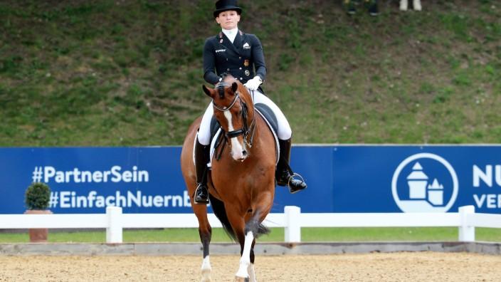 Lisa Maria Klössinger Pferd Daktari Pferd International 2019 München Dressurreiten 23 CDI 5*