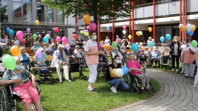 Alten- und Pflegeheim Theresianum - Abschied der Niederbronner Schwestern nach 162 Jahren