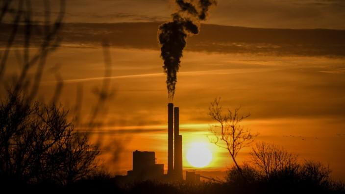 Energiewende: Ein Kohlekraftwerk im Westen Frankreichs