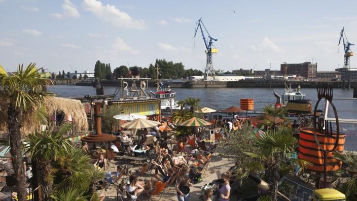 Hamburg Beachclubs Hamburg Strandbars