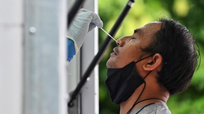 Thailand: Bangkok im Lockdown
