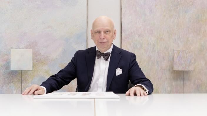Prof. Axel Venn - nur für den bespr. Artikel in DIM!