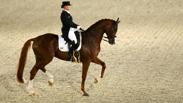 FEI European Championships In Rotterdam - Day Four