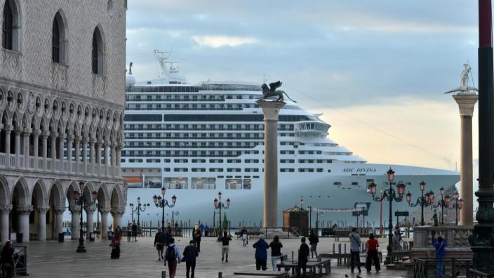 Deutscher Junge stirbt auf Kreuzfahrt in Italien