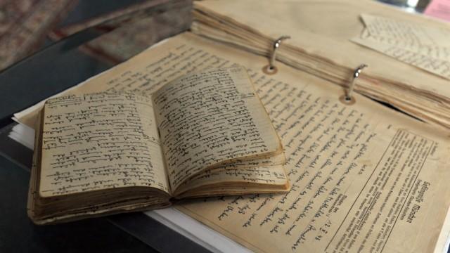 Geschichte: Tagebuch und letzter Brief des Studenten Willi Graf.