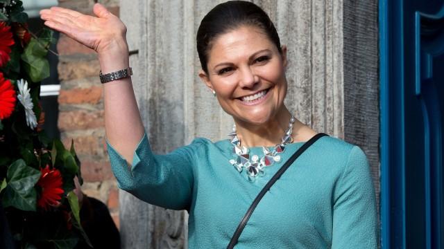 Sweden's Crown Princess Victoria turns 44