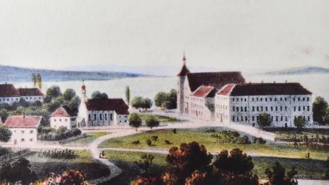 Bernried Rathaus, Ausstellung 900 Jahre Bernried