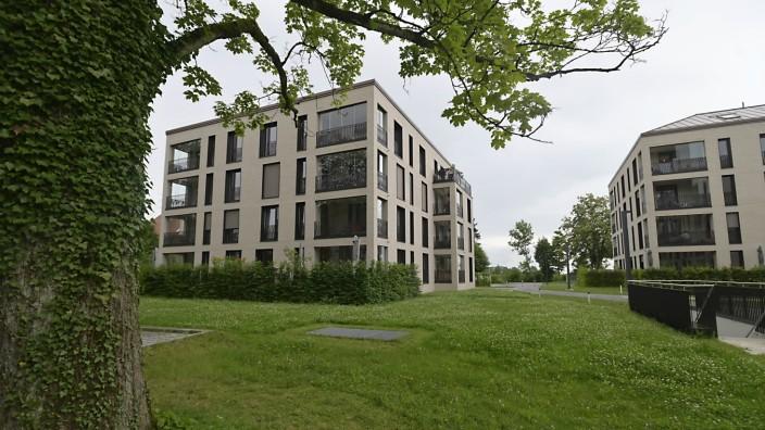 Wohnen in Haar: Das exklusive Neubaugebiet Jugendstilpark mit seinen hochpreisigen Wohnungen im Villenstil und gelegen in einer parkähnlichen Anlage geht an dem Bedarf von Familien, die sich ein bezahlbares Zuhause wünschen, vorbei.