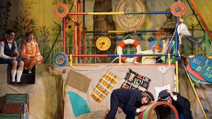 Theater für Kinder Pippi Langstrumpf