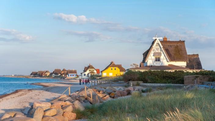 Strandhäuser Heiligenhafen