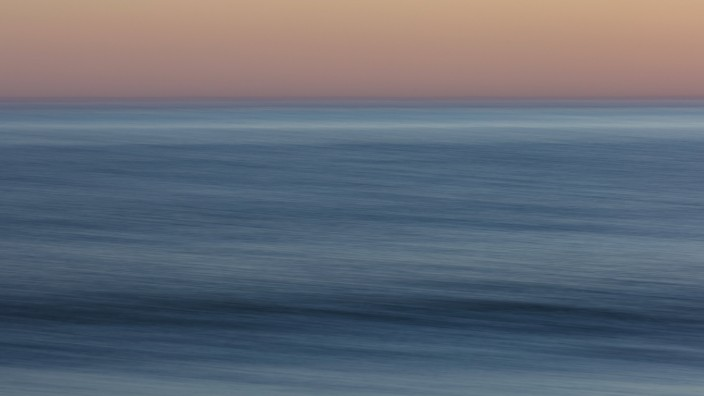 Ocean seascape, view to the horizon over the water surface. Ocean seascape, view to the horizon over the water surface.