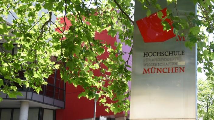 Hochschule für Angewandte Wissenschaften München, 2020