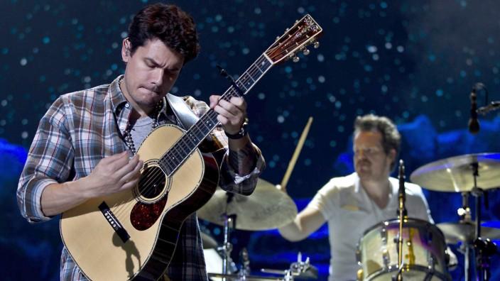 Albumveröffentlichung - Sob Rock von John Mayer