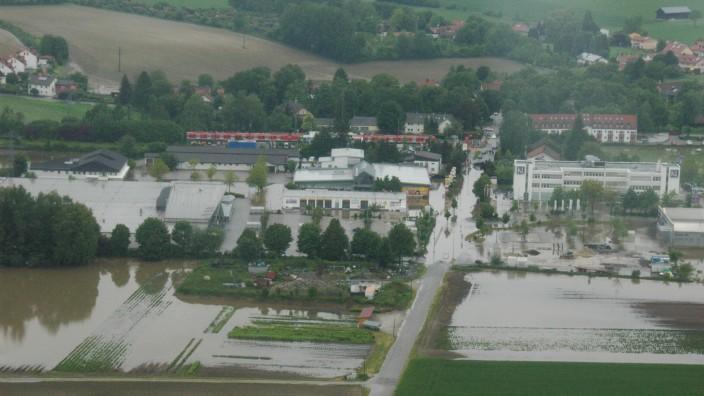 hochwasser aufhausen