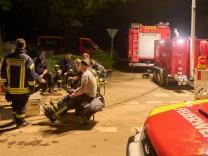 Hochwasserkatastrophe in NRW und Rheinland-Pfalz: Armin Laschet fordert, zerstörte Einrichtungen rasch instandzusetzen