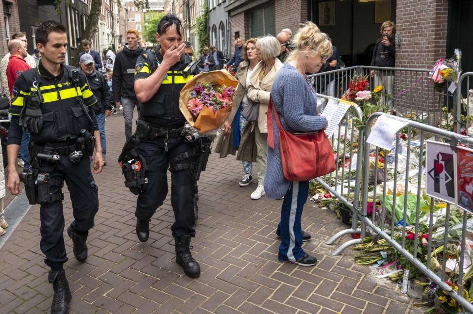 Niederländischer Reporter nach Anschlag gestorben