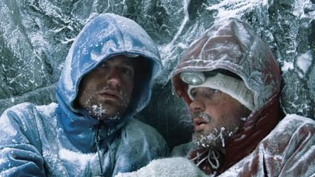 Im Kino: Nanga Parbat: Florian Stetter und Andreas Tobias erklimmen den Berg. Ein Zurück kann es nicht geben, aus äußeren Zwängen nicht und nicht aus inneren.