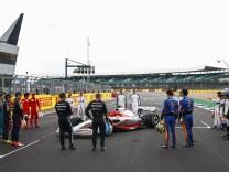 New F1 2022 car reveal during the Formula 1 Pirelli British Grand Prix 2021, 10th round of the 2021 FIA Formula One Wor