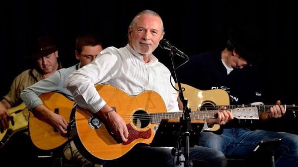 Sinnflut: Edin Cerovac gibt mit der 8-Ball-Band eine Eric Clapton Tribute Show.