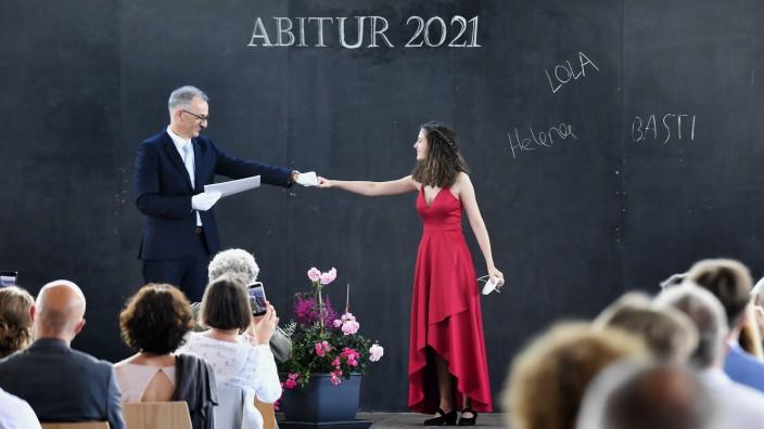 Dießen, Ammersee Gymnasium ABI 2021