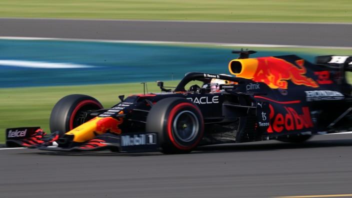 Vor dem Grand Prix von Großbritannien