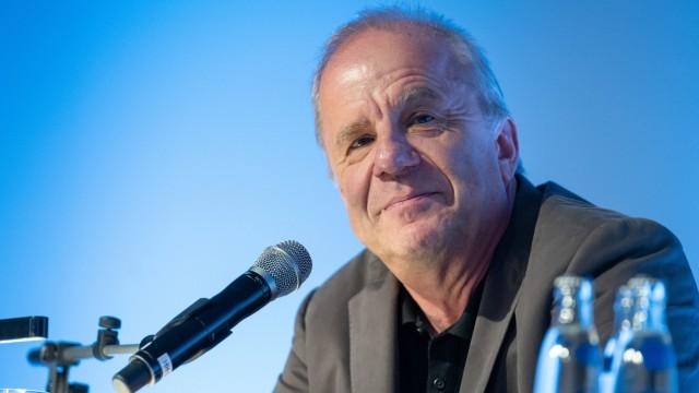Hubertus Meyer-Burckhardt wird 65
