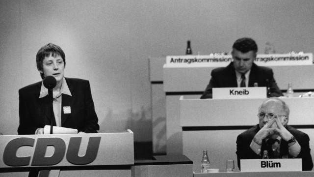 CDU-Parteitag in Dresden, 1991