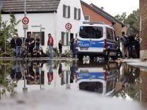 Nach dem Hochwasser: Kein Mob, keine Horden