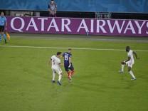 15.06.2021, Fussball, Europameisterschaft 2020, Gruppenspiel Gruppe F, Frankreich - Deutschland, in der Fußball Arena Mü; Qatar