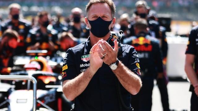 Formel 1: Christian Horner in Silverstone 2021