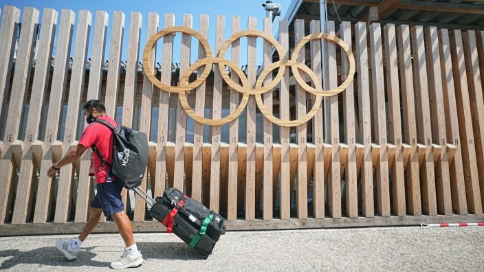 Tokio 2020 - Olympic Village