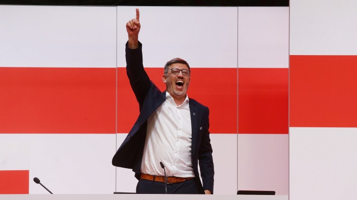 VfB Stuttgart: Präsident Claus Vogt auf der Mitgliederversammlung 2021