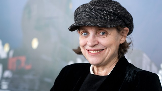 Schauspielerin Katharina Thalbach