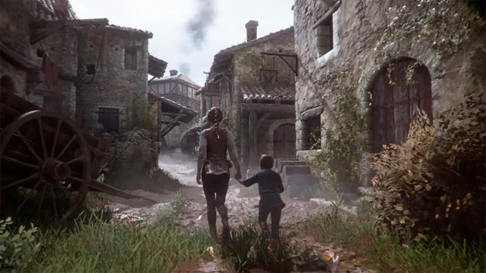 """Inklusiv zocken: An jeder Ecke könnte ein Gegner lauern: Manches in """"A Plague Tale: Innocence"""" ist für Gamer mit Behinderung zu schnell."""