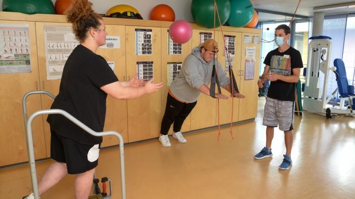 Medizinsche Trainingstherapie in Wolfratshausen