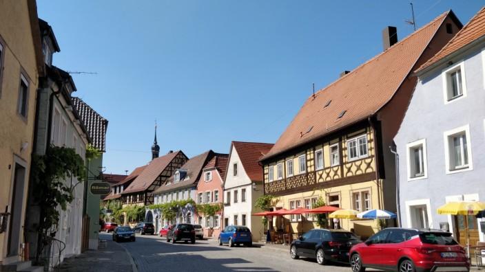 Prichsenstadt Main-Steigerwald-Radtour