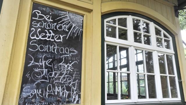 Gauting Würmtal, Wirtshaus Obermühlthal