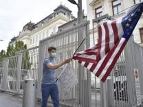 Havanna-Syndrom: Rätselhafte Diplomatenkrankheit