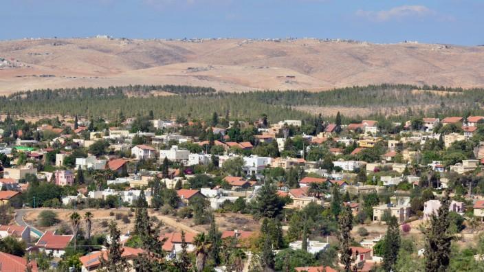 """Be'er Scheva: Be'er Scheva hat 210 000 Einwohner und will sich als Boomtown neu erfinden. Kern des Aufstiegs ist die """"Ben-Gurion-Universität des Negev""""."""