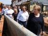 Germany's Chancellor Merkel visits flood-stricken Bad Muenstereifel