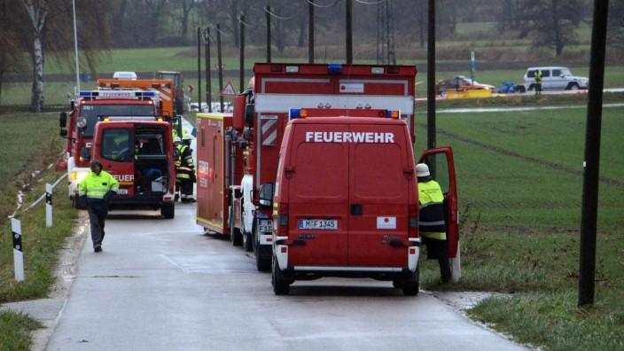 Katastrophenschutz: Auch die örtlichen Feuerwehren sind in das Notfallsystem des Katastrophenschutzes eng eingebunden.
