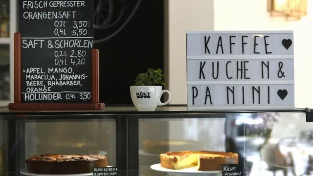 Café Dankl: Kuchen-Auswahl - auch für Veganer