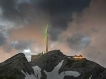 Schweiz: Blitzableiter