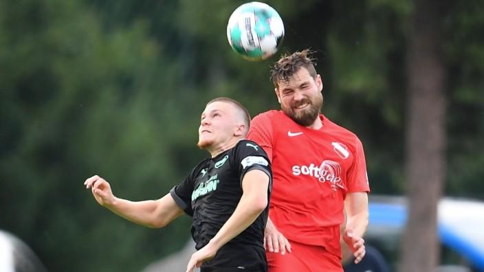 25.06.2021 - Fussball Amateurfussball - Saison 2021 2022 - Testspiel Freundschaftsspiel: ATSV Erlangen ( Bayernliga) - S