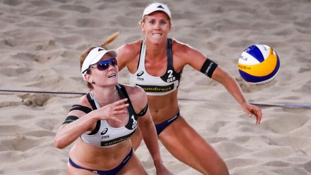 Beach-Volleyball - Borger/Sude